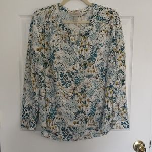 Softened shirt